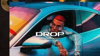 """Drop"" CJ x Pop Smoke Type Beat   UK Drill Instrumental 2021"