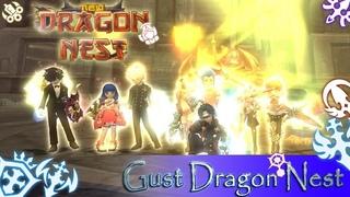 🎮 New Dragon Nest ● Логово Штормового Дракона ● Епископ ● Gust Dragon Nest ● Saint