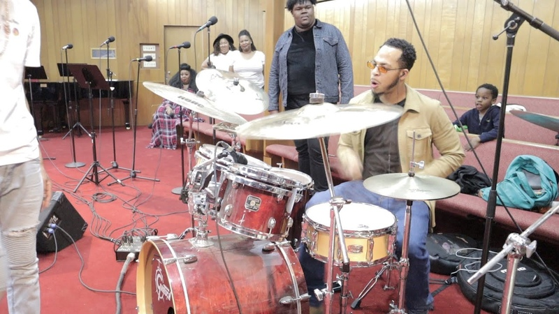 A Drum Shed Broke Out When Joe Douglass Performed In Oakland