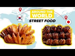 Street Food Recipes Around The World