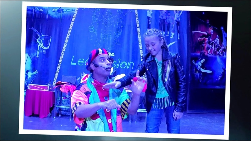 Animation Comedy Show By Funny Clown Fiko