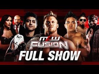 MLW Fusion #129: TJP vs. Bu Ku Dao | Hammerstone Press Conference | Bauer talks big MLW news