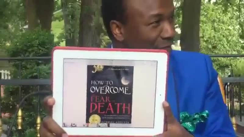 128 2017 07 22 HOW TO OVERCOME THE FEAR OF DEATH Book Review