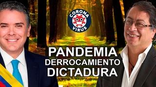 ⚰️Juliana Giraldo Mindefensa disculpas a medias contagio Covid 19 aumenta ¿hacia donde va Colombia?