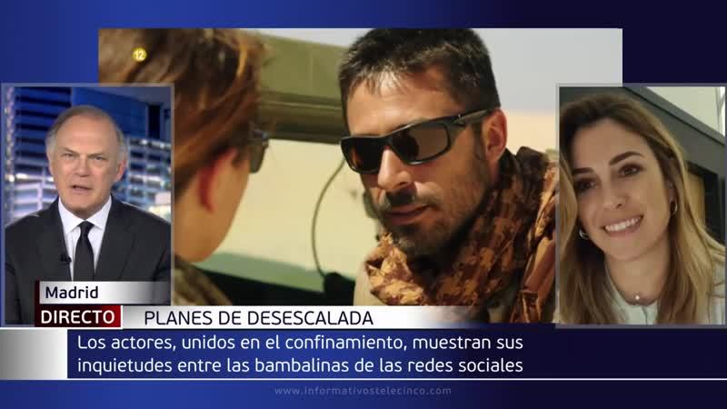 Blanca Suárez lamenta la ausencia de despido de los seres qu