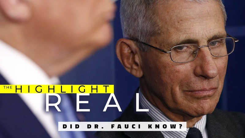 Did Dr Fauci Know COV*D 19 Was Coming