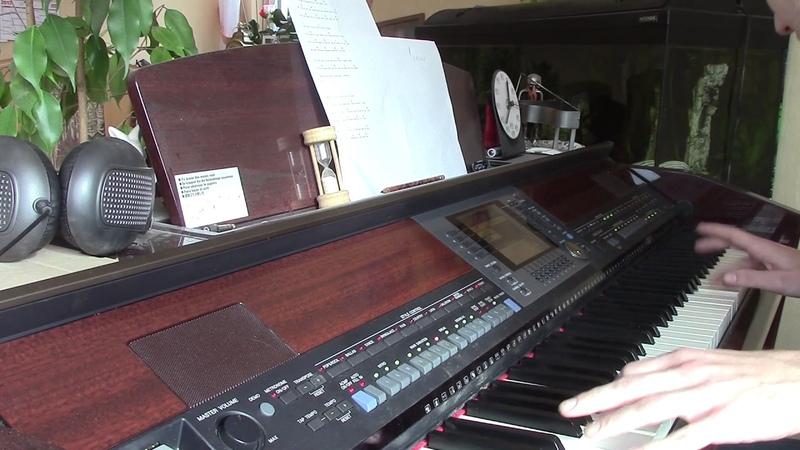 Kehr ich einst zur Heimat wieder Mein Schlesierland Piano Version