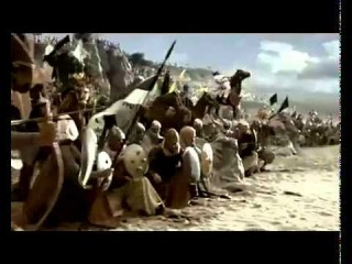 This love of Khalid bin Walid to a lock of hair of the Messenger of Allah peace be upon him