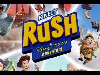CGRundertow KINECT RUSH: A DISNEY PIXAR ADVENTURE for Xbox 360 Video Game Review