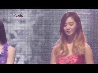 [HD] 140307 SNSD - Back Hug @Music Bank