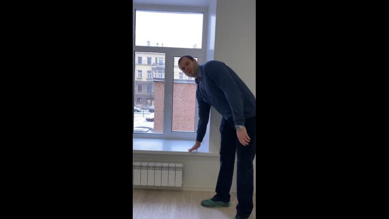 Обзор готовой студии по адресу Достоевского ул д 3