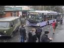 21 Обстрел укроПреступниками Боссе Донецк ДНР 22 01 2015 Помним