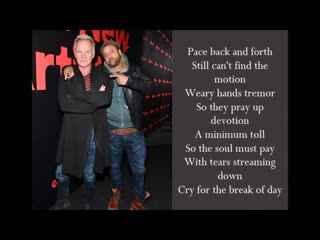 Sting  Shaggy - Waiting For The Break Of Day