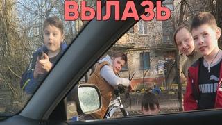 ТОЛПА Гриферов с оружием ОТЖИМАЮТ машину | Анти Грифер Шоу