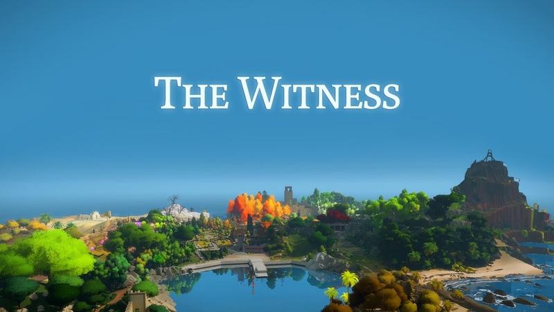 Прохождение The Witness Часть 7 Дом на дереве