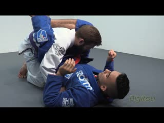 Edwin Najmi Triangle Series -- Finish the Flying Triangle Standing Opponent