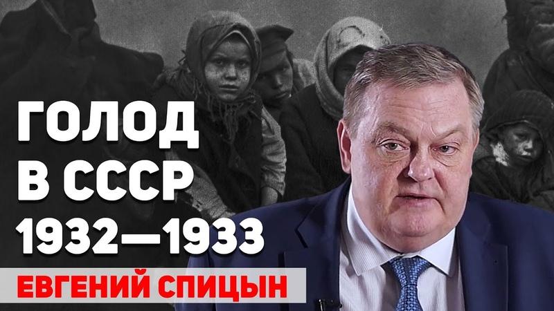 Почему сотрудники НКВД сжигали зерно во время голода в СССР 1932 1933 годов Евгений Спицын