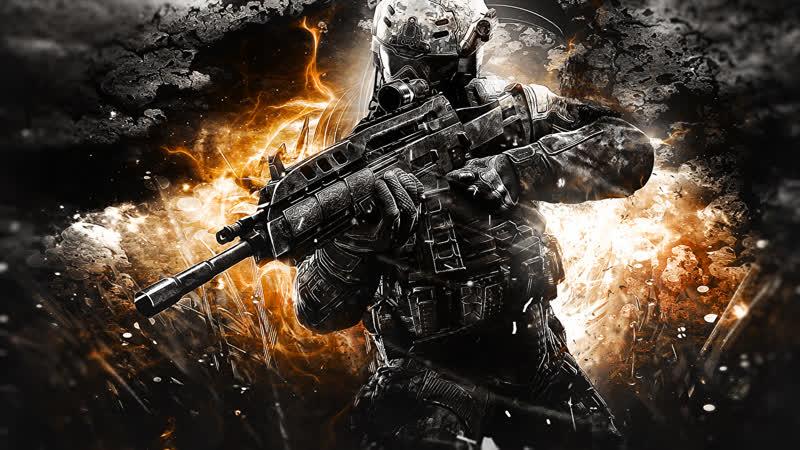 Нарезка со стримов Black Ops Multyplayer