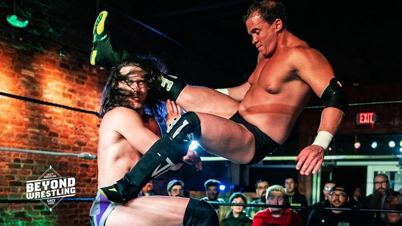 Free Match Alex Reynolds vs Jay Freddie Beyond Wrestling AEW Dark All Elite Dark Order NXT