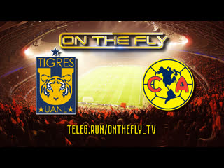 Мексика лига mx. тигрес уанл америка
