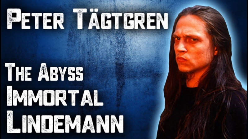 Peter Tägtgren участи в The Abyss Immortal Lindemann Обзор от DPrize