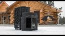 📌 250 кг ЭЛИТНОГО Чугуна❗️ Колпаков это Лучшая Чугунная Печь для Бани - Kolpakof cast iron furnace