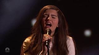 Angelina Jordan- Someone You Loved  AGT Finale - Kseniya Simonova (Performance Only) 1080p 2020