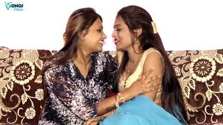 Lesbo | Hindi Short Film | Ep- 10 | Relationship Story Of Lesbians | Love Story | Heena,Pooja Bhabhi
