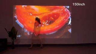 Лазерный проектор для домашнего кинотеатра
