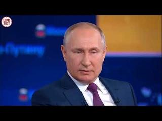 Путин: Зеленский отдал свою страну под внешнее управление / Что встречаться, О чём говорить?
