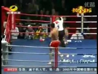 kung fu vs. muay thai