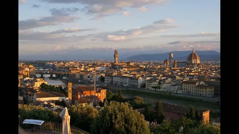 ролик Тоскана Италия