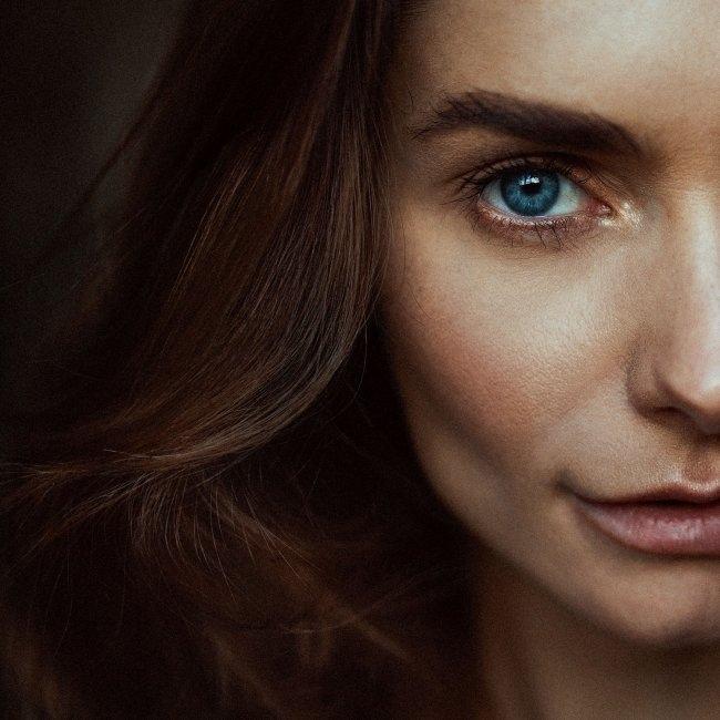 Приемы усиления эмоциональности в женском портрете, изображение №4