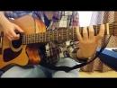 Урок гитары в студии MusicTON