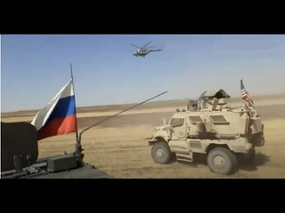 (ARCHIVE) Russian and American patrol chase in Northeastern Syria | August of 2020