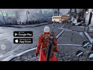 """Devil May Cry: Peak of Combat """"RELEASED (Android/iOS)  Gameplay"""