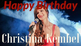 Happy Birthday-Christina Kembel (russian subtitles)