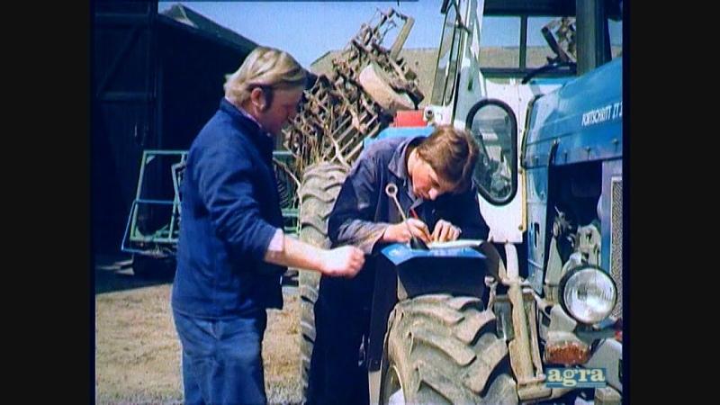Qualität für hohe Erträge LPG P Frieden Gößnitz DDR 1983