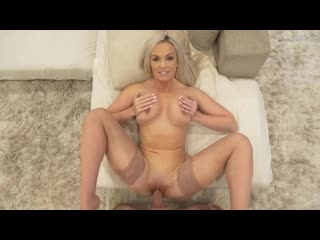 Brook Page, Logan Long [2020, All Sex, Blonde, Tits Job, Big Tits, Big Areolas, Big Naturals, Blowjob]