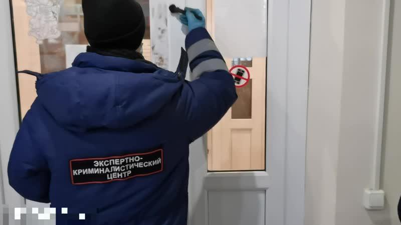 20 01 2021 НН Грабеж в аптеке Сормово
