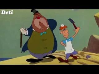 Песня о морже и плотнике из мультфильма Алиса в стране чудес
