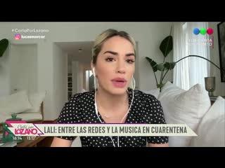 Lali presenta Lo Que Tengo Yo y habla de todo con Vero Lozano