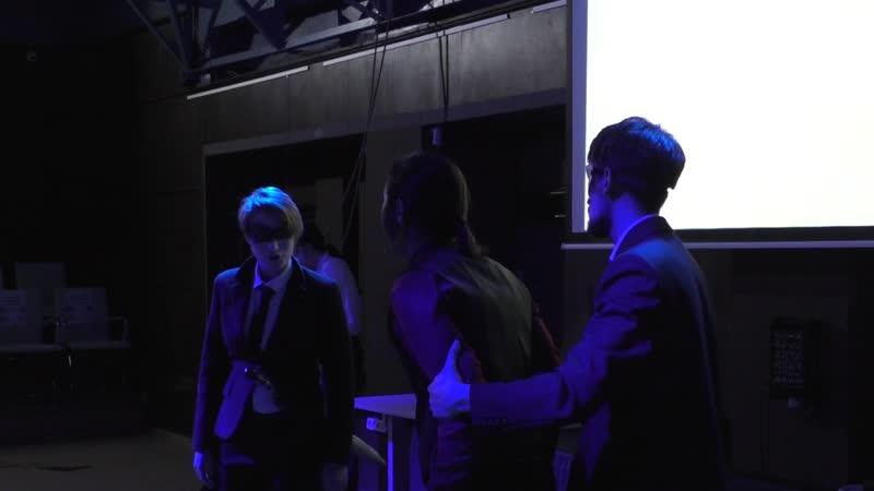 Тит Андроник премьера часть вторая Imperium Theater