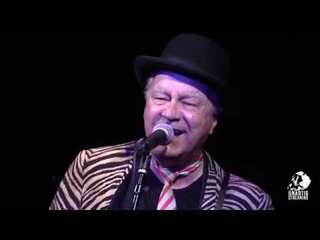 Walter Lure & The Waldos playing. live in New York City 2019