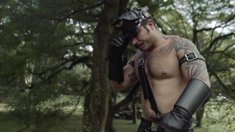 Mr. Leather - Daniel Nolasco