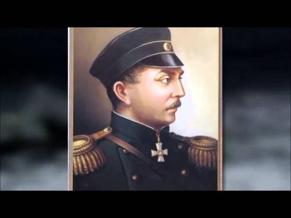 Великие соотечественники адмирал Нахимов