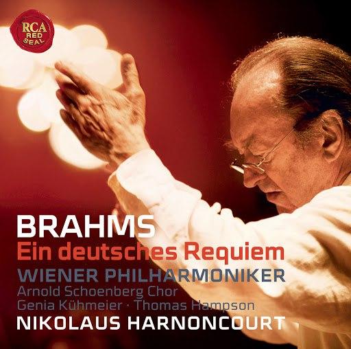 Nikolaus Harnoncourt альбом Brahms: Ein Deutsches Requiem, Op. 45