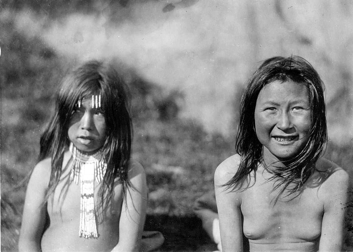 Alaskan Inuit Teen Nude Photos