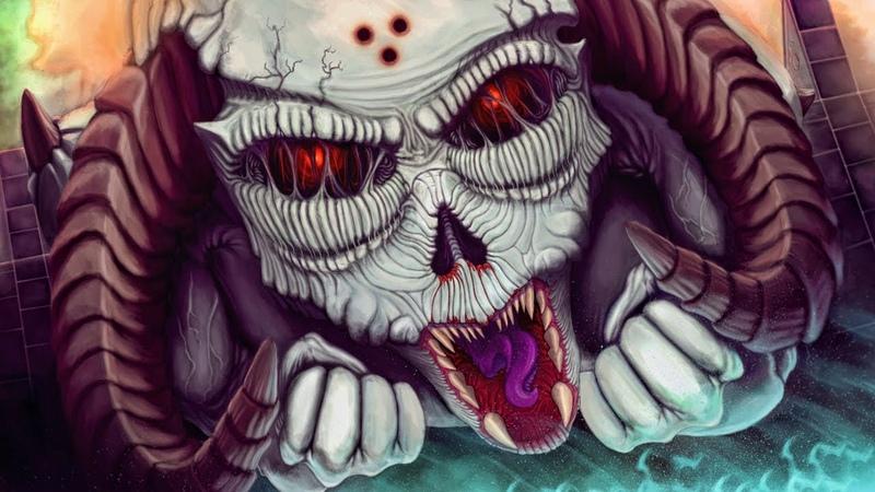 10 Демонов которыми пугали бестолковых людей