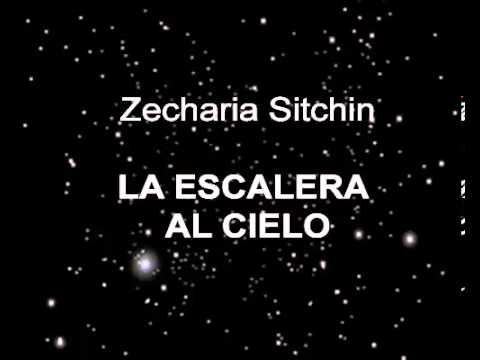 La escalera al cielo Zacharia Sitchin 1 1